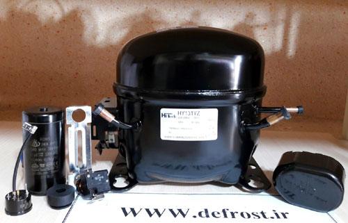 نانیوا ساخت کدام کشور است اطلاعات فنی کمپرسور های هایتک HiTech Compressor | defrost.ir