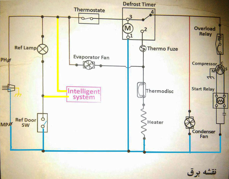 نقشه برق